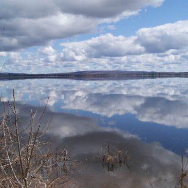 Lac Maskinongé à St-Gabriel